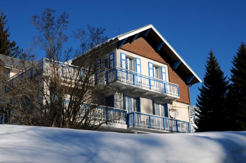 location chalet villard de lans neige