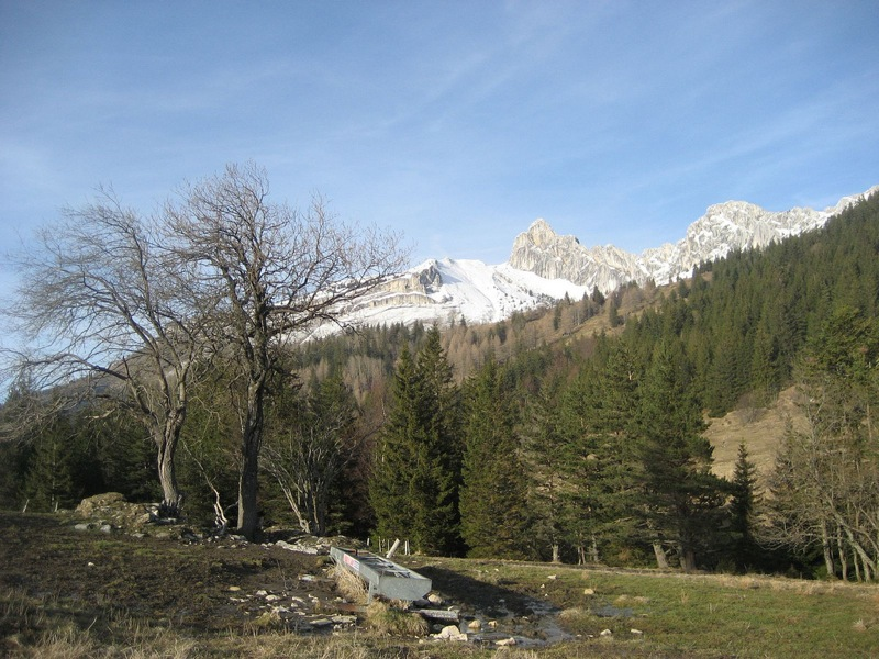 paysage vercors