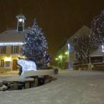 villard de lans sous la neige